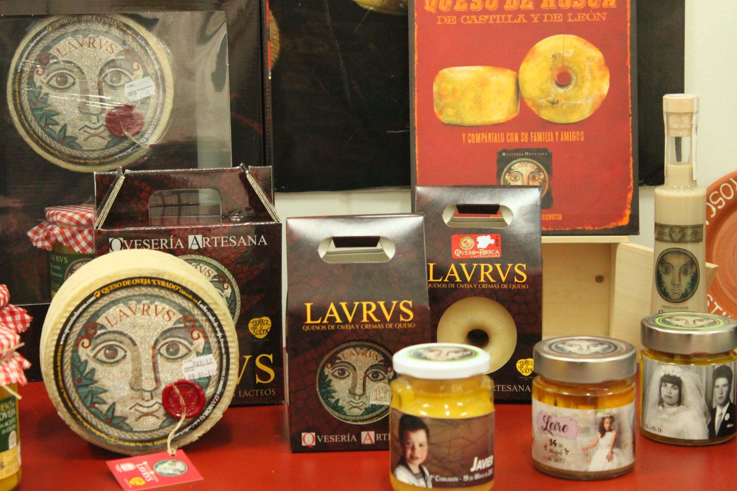 variedad de queso